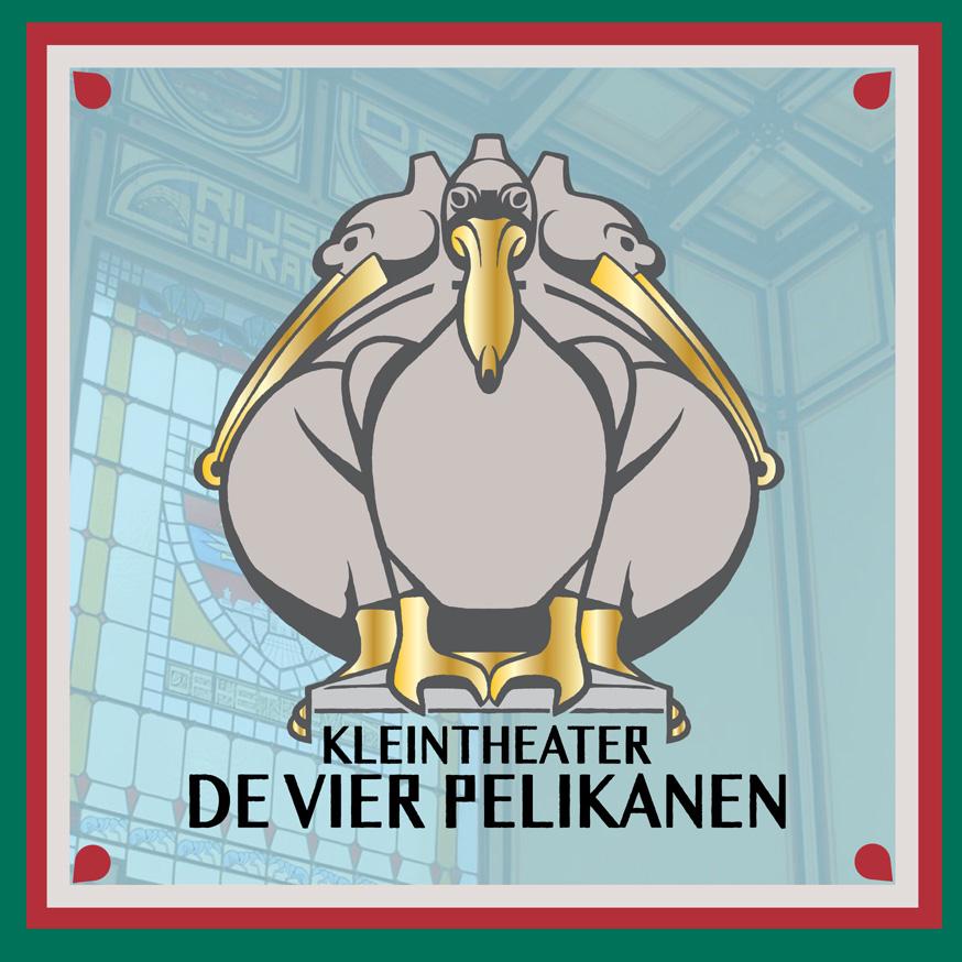Vier Pelikanen folder
