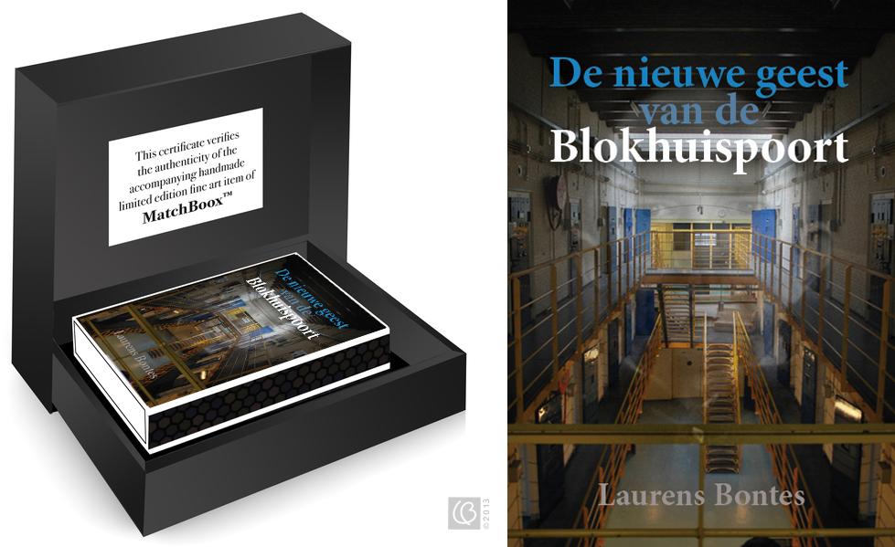 De nieuwe geest van de Blokhuispoort doosje