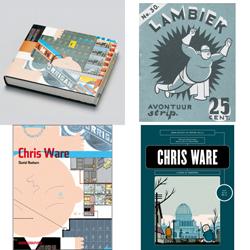 Cris Ware boeken